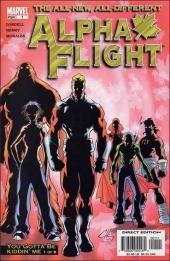 Alpha Flight (2004) -1- You gotta be kiddin' me part 1