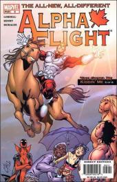Alpha Flight (2004) -5- You gotta be kiddin' me part 5