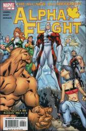 Alpha Flight (2004) -6- You gotta be kiddin' me part 6