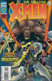 Amazing X-Men (The) (1995) -4- On consecrated ground