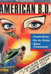 American B.D. -REC1- Album N°1 (du N°1 au N°3)