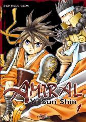Amiral Yi Sun Shin -1- Tome 1