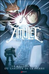 Amulet -2- La malédiction du gardien de la pierre
