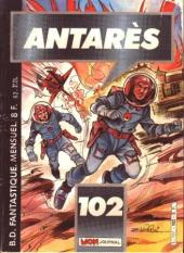 Antarès (Mon Journal) -102- 102