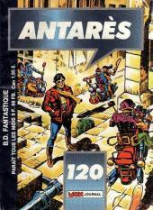 Antarès (Mon Journal) -120- Le démon des mers