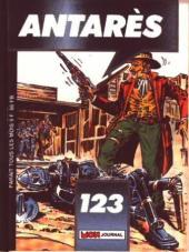 Antarès (Mon Journal) -123- 123