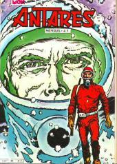 Antarès (Mon Journal) -38- Le trésor du marécage