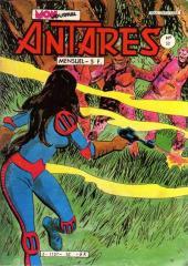 Antarès (Mon Journal) -52- Le monstre de l'île inaccessible