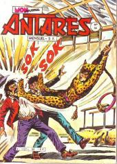 Antarès (Mon Journal) -54- La menace du vampire