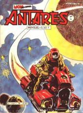 Antarès (Mon Journal) -74- L'œil au beurre noir