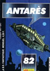 Antarès (Mon Journal) -82- Le temple du tigre