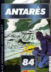Antarès (Mon Journal) -84- L'île aux iguanes