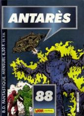 Antarès (Mon Journal) -88- Dramatique sauvetage