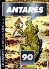 Antarès (Mon Journal) -90- Le monstre de la cité engloutie