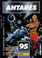 Antarès (Mon Journal) -95- Le temple d'or