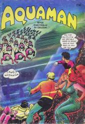Aquaman (Pop magazine) -7- L'attaque des ''Aquarivaux''