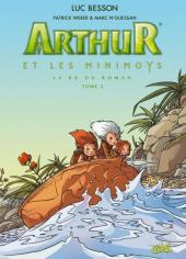 Arthur et les minimoys -2- Tome 2
