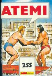 Atémi -255- L'homme-caoutchouc a disparu