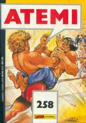 Atemi -258- Le cafard