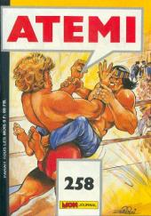 Atémi -258- Le cafard