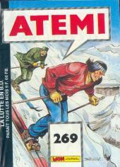 Atémi -269- Le microfilm