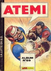 Atémi -Rec69- Recueil N°69 (du N°259 au N°261)