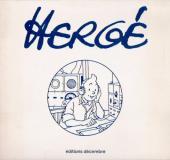 (AUT) Hergé -0CD- Hergé, le livre-cassette