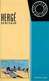 (AUT) Hergé -66- Hergé écrivain