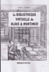 Blake et Mortimer (Divers) -16PDF- La Bibliothèque virtuelle de Blake & Mortimer