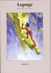 (AUT) Lepage -2- Une monographie