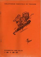 (AUT) Pellos - Rétrospective René Pellos 17 mai - 15 juin 1974