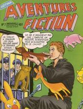 Aventures fiction (1re série) -7- Le monde égaré