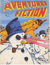 Aventures fiction (1re série) -9- Les envahisseurs du monde des glaces