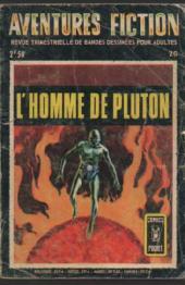 Aventures fiction (2e série) -20- L'homme de Pluton