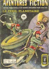 Aventures fiction (2e série) -32- Le péril planétaire