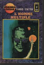 Couverture de Aventures fiction (3e série) -5- L'Homme multiple