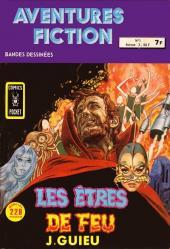 Aventures fiction (3e série) -1- Les êtres de feu