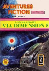 Aventures fiction (3e série) -4- Via dimension 5