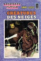 Aventures fiction (3e série) -8- Créature des neiges