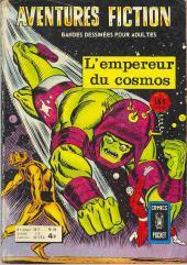 Aventures fiction (2e série) -44- L'Empereur du cosmos