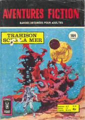 Aventures fiction (2e série) -48- Trahison sous la mer
