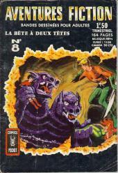 Aventures fiction (2e série) -8- La bête à deux têtes