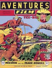 Aventures Film (1re série - Artima) -37- Mission chez les Peaux-rouges