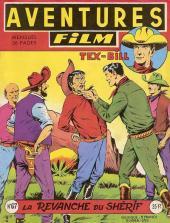 Aventures Film (1re série - Artima) -67- La revanche du shérif