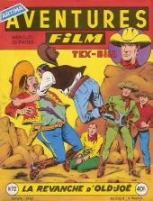 Aventures Film (1re série - Artima) -72- La revanche d'Old Joë