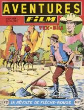 Aventures Film (1re série - Artima) -81- La révolte de Flèche-Rouge