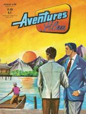 Aventures Film (1re série - Artima) -98- Mystère à Lahore