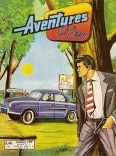 Aventures Film (1re série - Artima) -99- Mystère au vélodrome