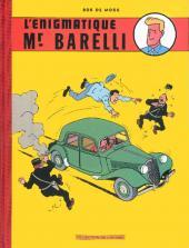Barelli -1+2- L'énigmatique Mr Barelli + Barelli et les agents secrets