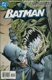 Batman (1940) -610- Hush part 3 : the beast